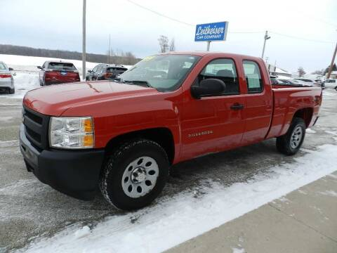 2010 Chevrolet Silverado 1500 for sale at Leitheiser Car Company in West Bend WI