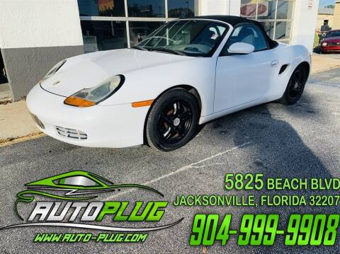 1999 Porsche Boxster for sale at AUTO PLUG in Jacksonville FL