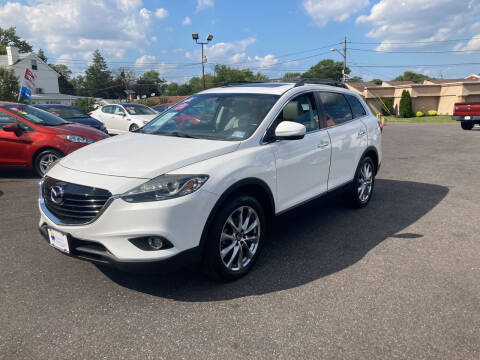 2014 Mazda CX-9 for sale at Majestic Automotive Group in Cinnaminson NJ