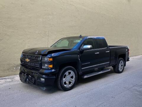 2015 Chevrolet Silverado 1500 for sale at My Car Inc in Pls. Call 305-220-0000 FL