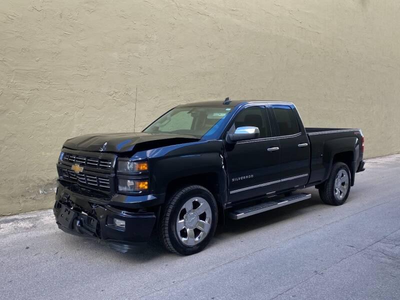 2015 Chevrolet Silverado 1500 for sale at My Car Inc in Pls. Call 305-220-0000 FL