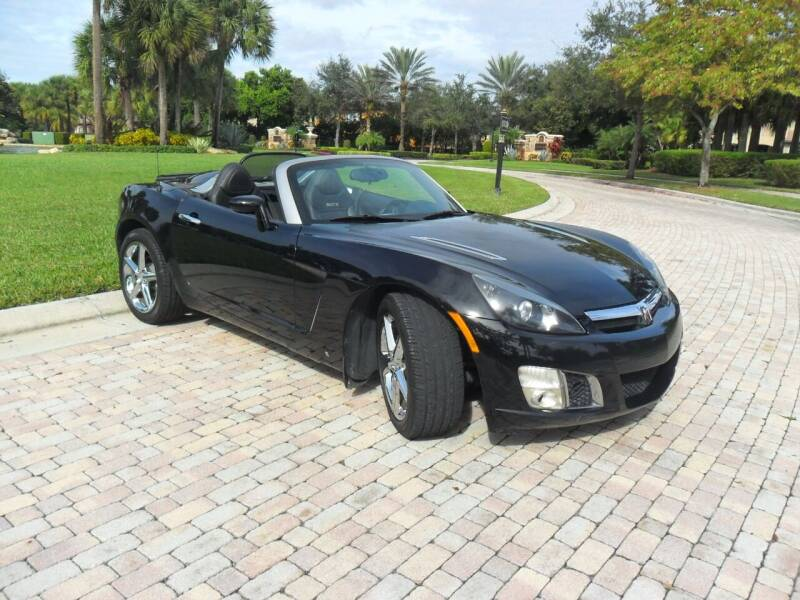 2008 Saturn SKY for sale at AUTO HOUSE FLORIDA in Pompano Beach FL