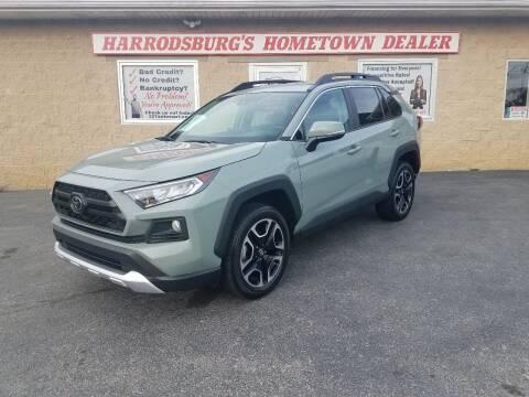 2020 Toyota RAV4 for sale at Auto Martt, LLC in Harrodsburg KY