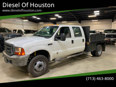 2000 Ford F-450 Super Duty for sale at Diesel Of Houston in Houston TX