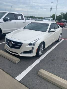 2014 Cadillac CTS for sale at The Car Guy powered by Landers CDJR in Little Rock AR