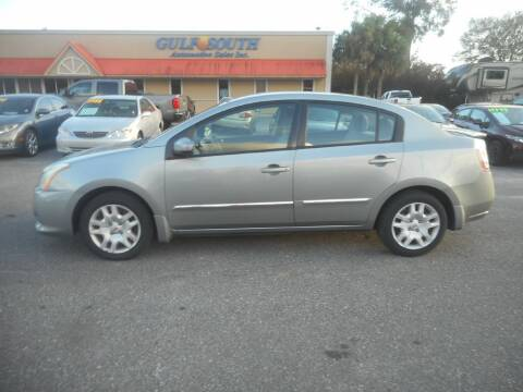 2012 Nissan Sentra for sale at Gulf South Automotive in Pensacola FL
