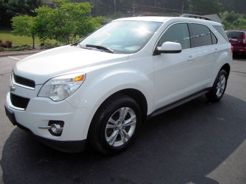 2014 Chevrolet Equinox for sale at 1-2-3 AUTO SALES, LLC in Branchville NJ