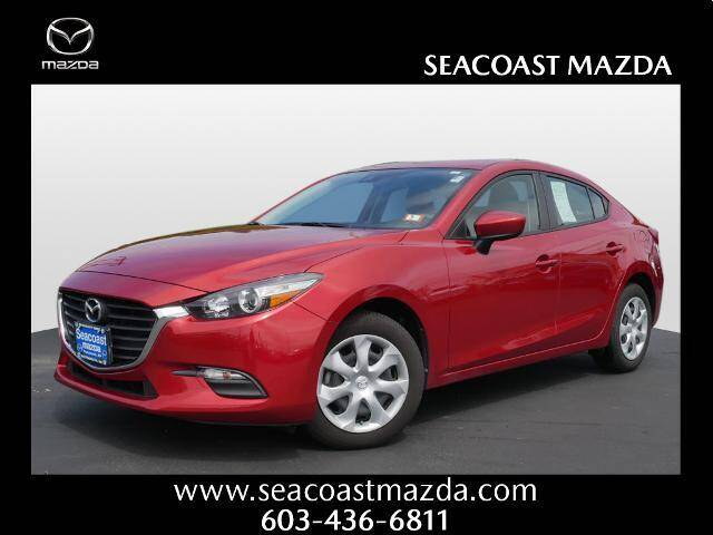 2018 Mazda MAZDA3 for sale at The Yes Guys in Portsmouth NH