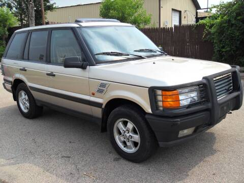 1999 Land Rover Range Rover for sale at GLOBAL AUTOMOTIVE in Grayslake IL