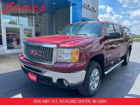 2013 GMC Sierra 1500 for sale at Jones Chevrolet Buick Cadillac in Richland Center WI