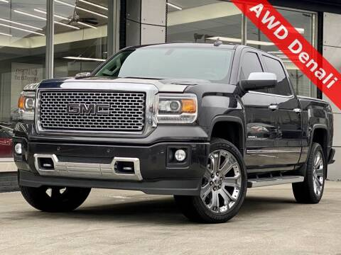 2015 GMC Sierra 1500 for sale at Carmel Motors in Indianapolis IN