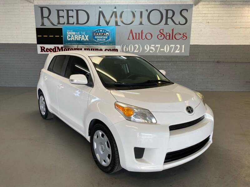 2008 Scion xD for sale at REED MOTORS LLC in Phoenix AZ