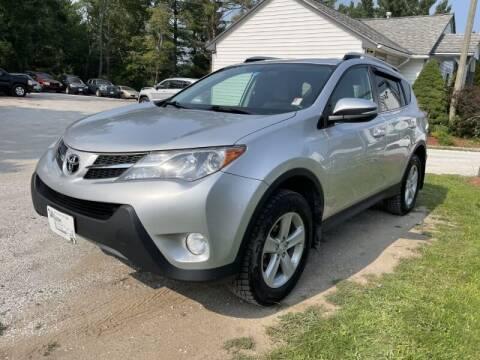 2014 Toyota RAV4 for sale at Williston Economy Motors in South Burlington VT