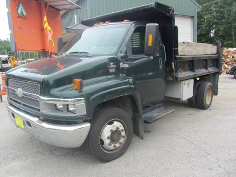 2004 Chevrolet C4500 for sale at Jons Route 114 Auto Sales in New Boston NH