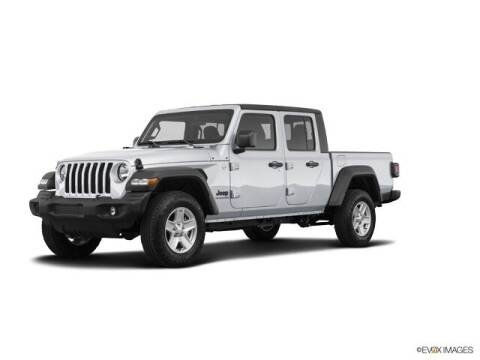 2020 Jeep Gladiator for sale at TETERBORO CHRYSLER JEEP in Little Ferry NJ
