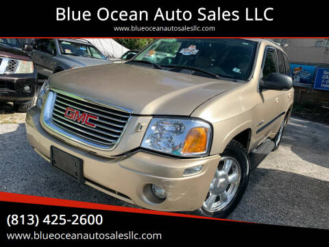 2006 GMC Envoy for sale at Blue Ocean Auto Sales LLC in Tampa FL
