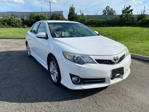 2012 Toyota Camry for sale at Pristine Auto Group in Bloomfield NJ