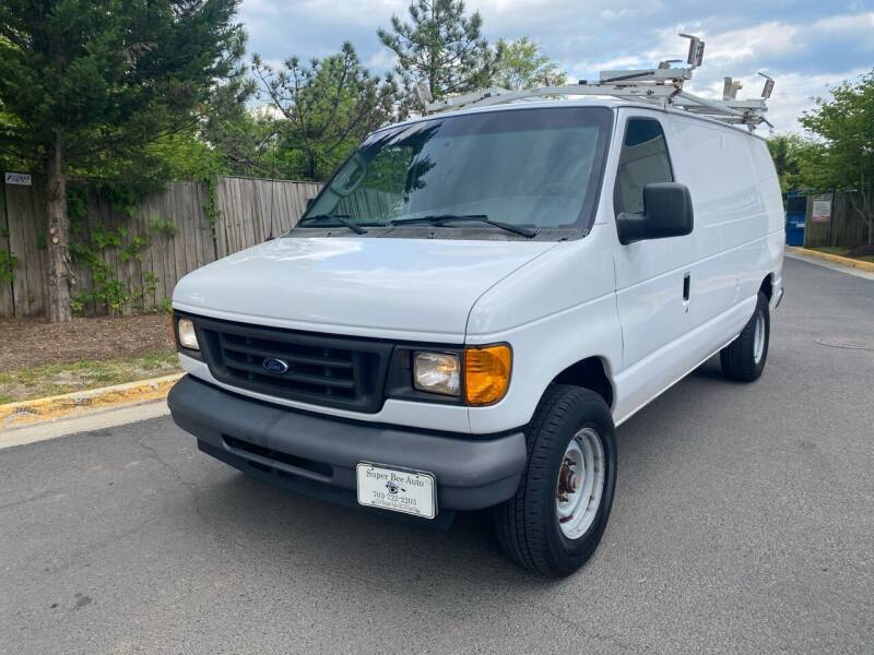 2007 Ford E-Series Cargo for sale at Super Bee Auto in Chantilly VA