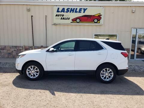 2020 Chevrolet Equinox for sale at Lashley Auto Sales in Mitchell NE
