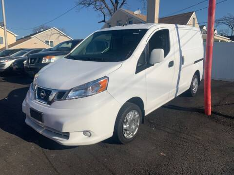 2017 Nissan NV200 for sale at Park Avenue Auto Lot Inc in Linden NJ