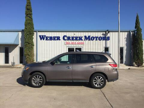 2013 Nissan Pathfinder for sale at Weber Creek Motors in Corpus Christi TX