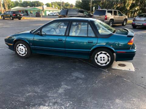 1993 Saturn S-Series for sale at BSS AUTO SALES INC in Eustis FL