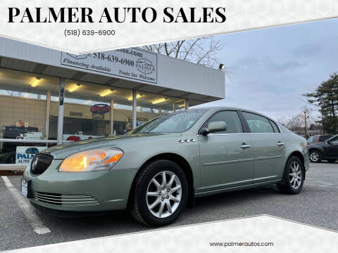 2007 Buick Lucerne for sale at Palmer Auto Sales in Menands NY