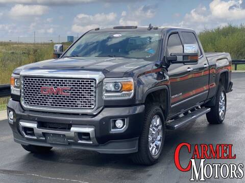 2016 GMC Sierra 2500HD for sale at Carmel Motors in Indianapolis IN