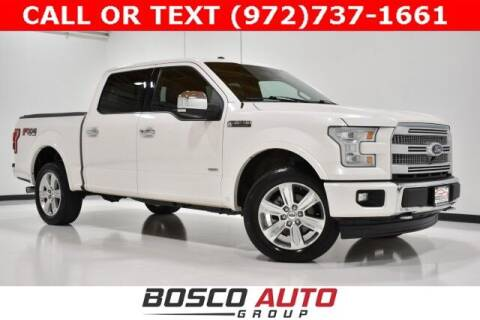 2017 Ford F-150 for sale at Bosco Auto Group in Flower Mound TX