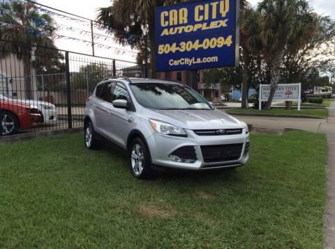 2014 Ford Escape for sale at Car City Autoplex in Metairie LA