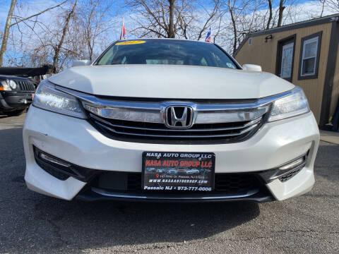 2017 Honda Accord Hybrid for sale at Nasa Auto Group LLC in Passaic NJ