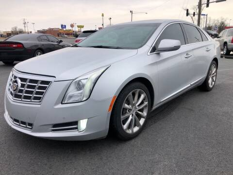 2013 Cadillac XTS for sale at Arkansas Car Pros in Cabot AR