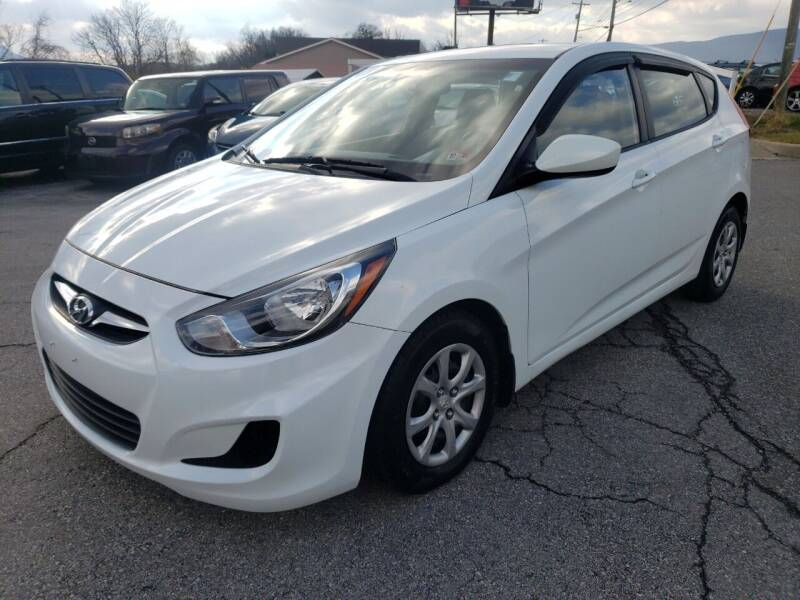 2013 Hyundai Accent for sale at Salem Auto Sales in Salem VA
