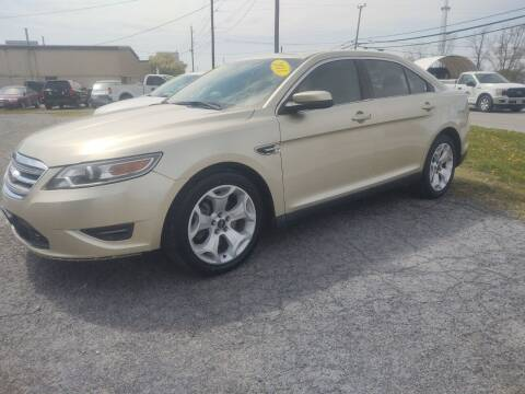 2011 Ford Taurus for sale at Mr E's Auto Sales in Lima OH