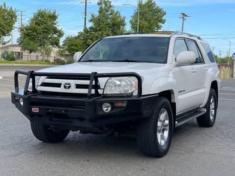 2004 Toyota 4Runner for sale at California Auto Deals in Sacramento CA