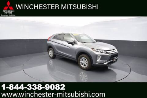 2019 Mitsubishi Eclipse Cross for sale at Winchester Mitsubishi in Winchester VA