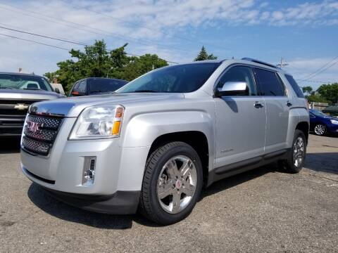 2011 GMC Terrain for sale at DALE'S AUTO INC in Mount Clemens MI