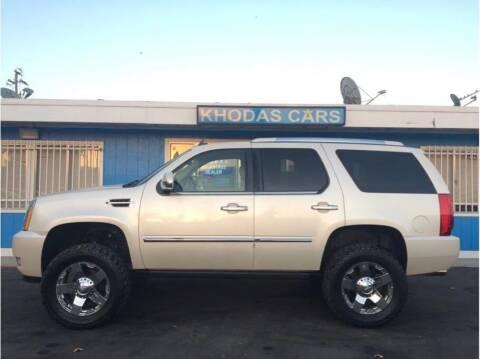 2007 Cadillac Escalade for sale at Khodas Cars in Gilroy CA