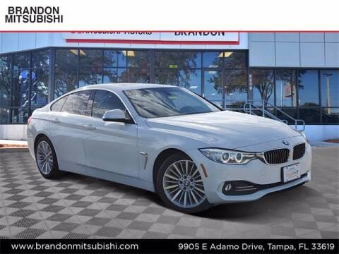 2015 BMW 4 Series for sale at Brandon Mitsubishi in Tampa FL