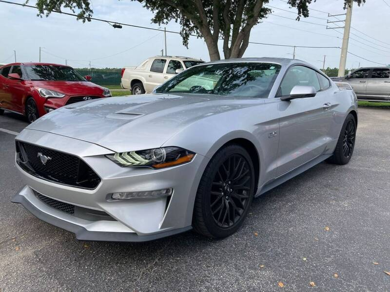 2018 Ford Mustang for sale at Top Garage Commercial LLC in Ocoee FL