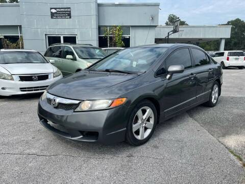 2010 Honda Civic for sale at Popular Imports Auto Sales in Gainesville FL