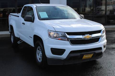 2019 Chevrolet Colorado for sale at First National Autos in Lakewood WA