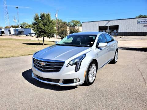 2018 Cadillac XTS for sale at Image Auto Sales in Dallas TX