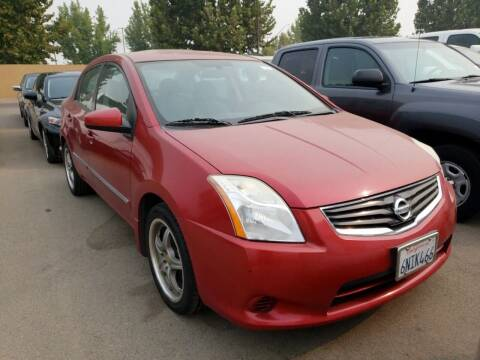 2011 Nissan Sentra for sale at McHenry Auto Sales in Modesto CA