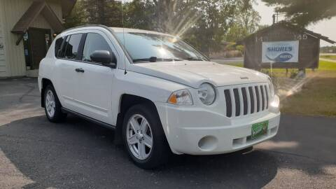 2009 Jeep Compass for sale at Shores Auto in Lakeland Shores MN
