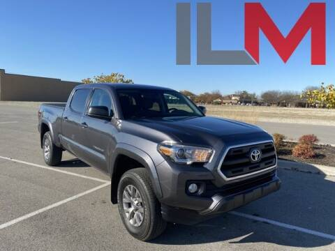 2017 Toyota Tacoma for sale at INDY LUXURY MOTORSPORTS in Fishers IN