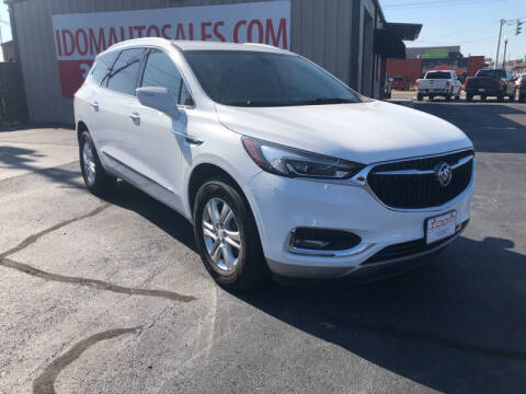2020 Buick Enclave for sale at Auto Group South - Idom Auto Sales in Monroe LA