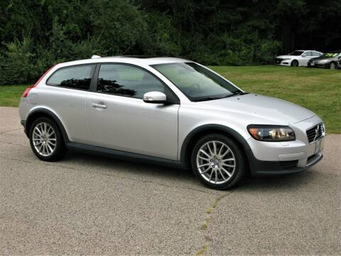 2010 Volvo C30 for sale at The Car Vault in Holliston MA