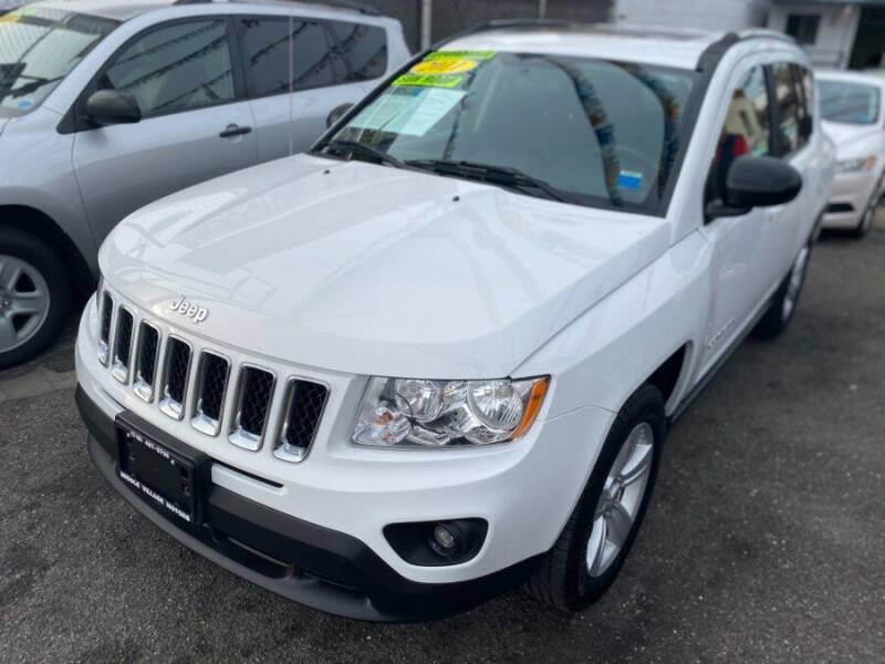 2011 Jeep Compass for sale at Middle Village Motors in Middle Village NY