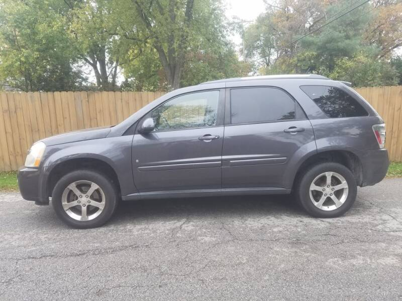 2007 Chevrolet Equinox for sale at REM Motors in Columbus OH